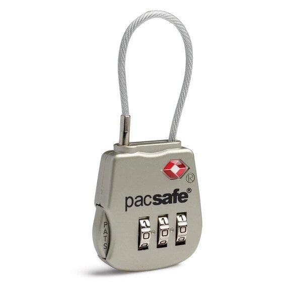 Кодовый замок Pacsafe Prosafe 800, серый