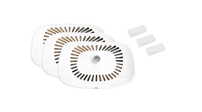 Комплект из 3-х сменных фильтров для поилки Petoneer Fresco (FS010)