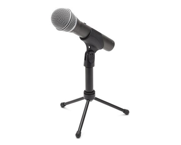 Samson. Динамический USB / XLR микрофон с кардиоидной диаграммой направленности  Q2U (уценка, вскрытая коробка)