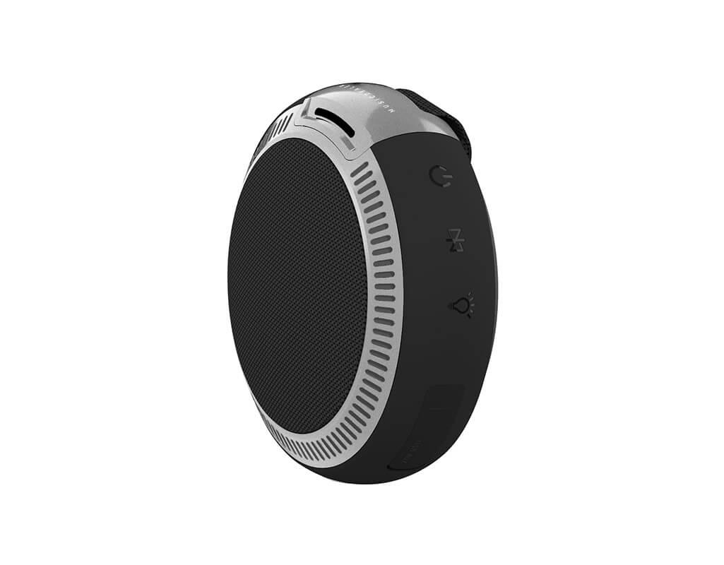 Портативная акустика MusicDealer Rare, серый