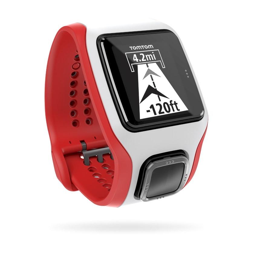 Спортивные GPS часы TomTom Multi-Sport Cardio / TomTom Runner Cardio
