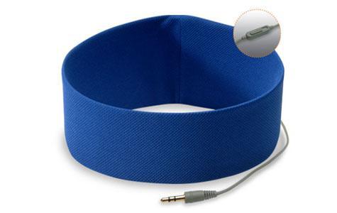 Повязка - наушники для бега RunPhones Breeze Microphone