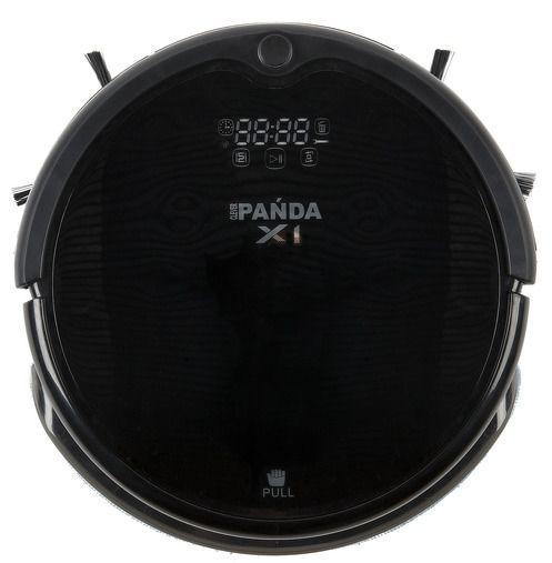Робот пылесос Panda X1 Black