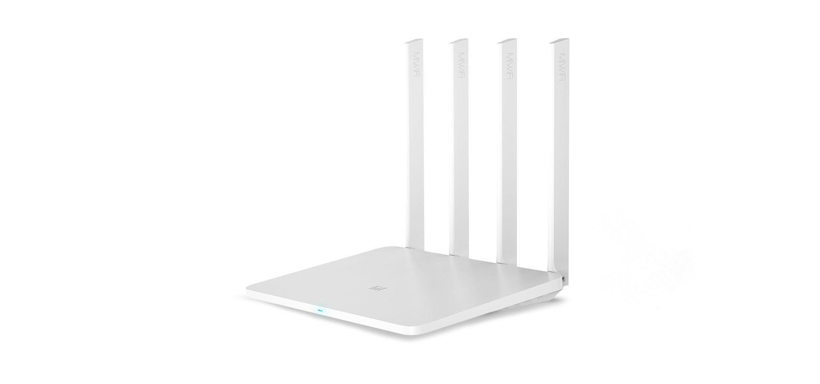 Роутер Xiaomi (Mi) Wi-Fi 3G White