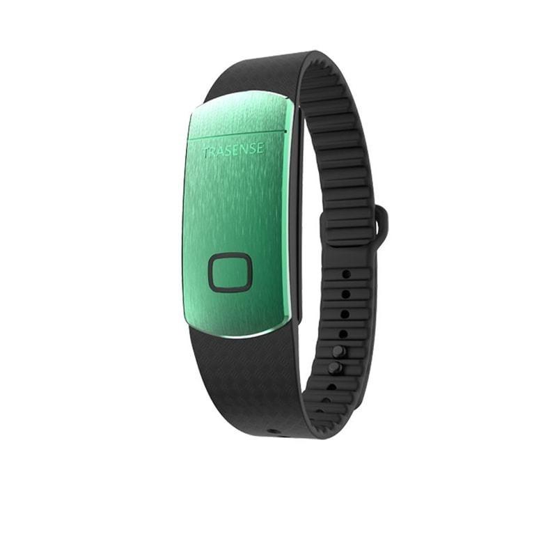 Фитнес-браслет TRASENSE SH06 (зеленый)