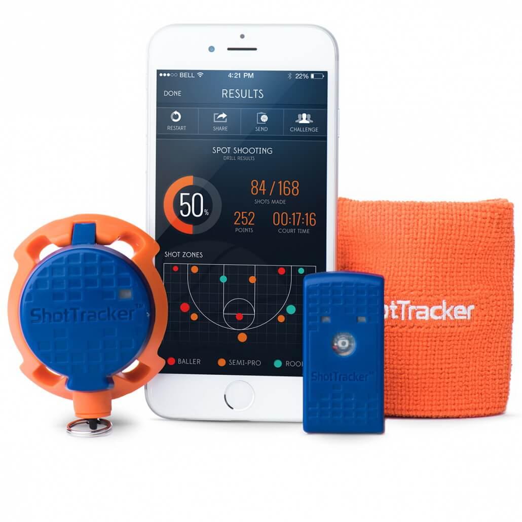 ShotTracker - устройство-трекер для отслеживания бросков в баскетболе