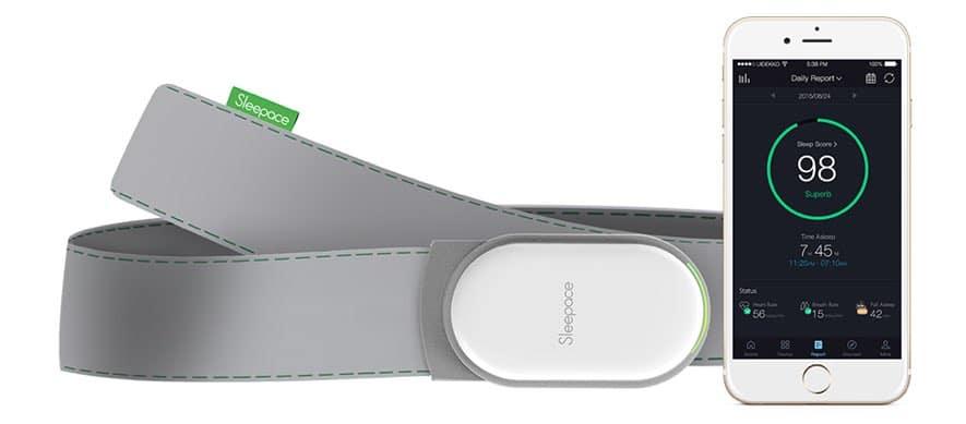 Sleepace Reston Z400T - умный трекер сна