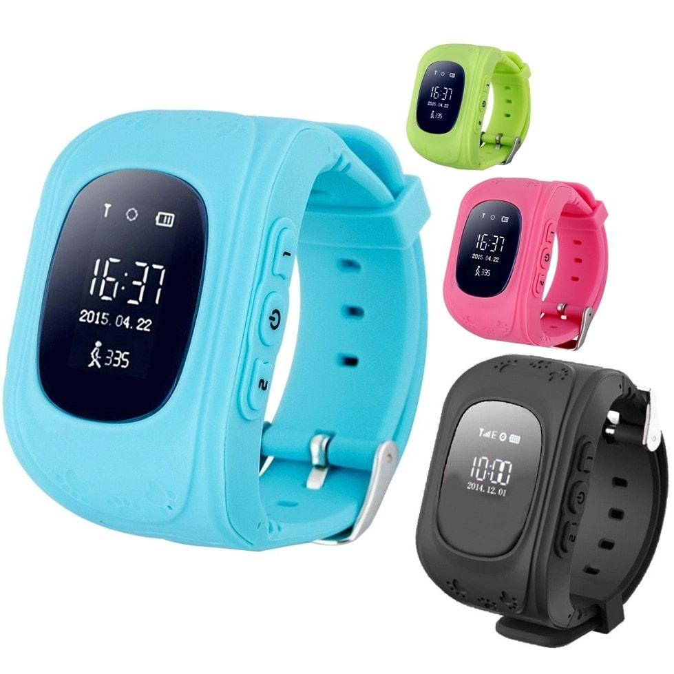 Умные детские часы Smart Baby Watch Q50 c GPS-трекером