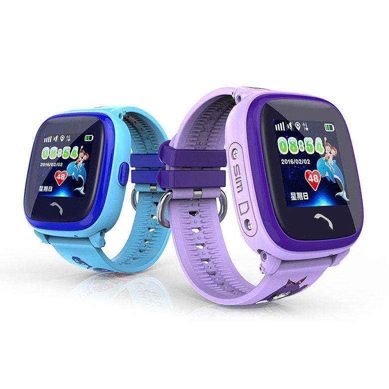 Детские часы с GPS трекером Smart Baby Watch W9