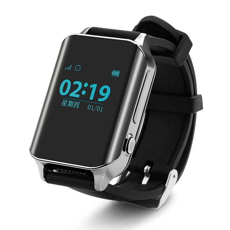 Детские часы с GPS трекером Smart Baby Watch D100