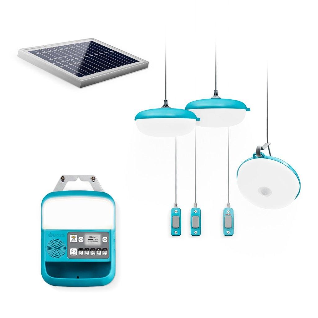 Система домашнего освещения BioLite Solarhome System 620 SHX1101