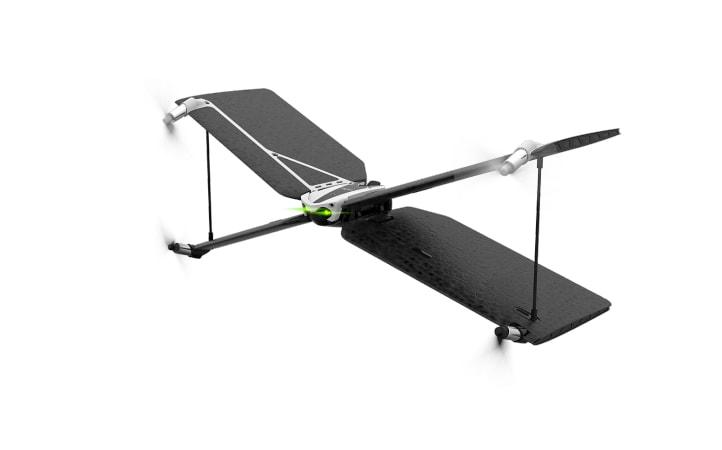 Квадрокоптер Parrot Minidrone Swing + контроллер Parrot Flypad