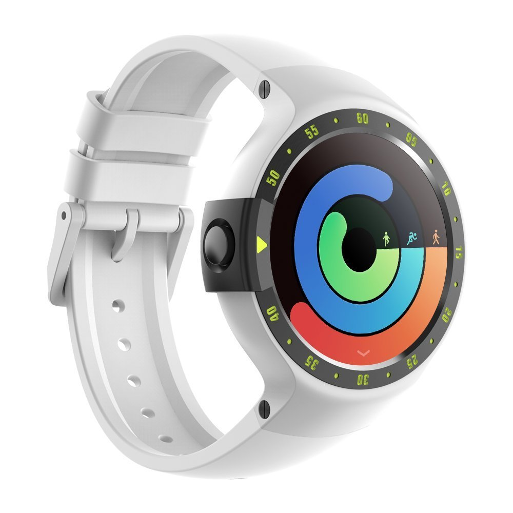 Умные часы Ticwatch Sport (Wear OS Edition)