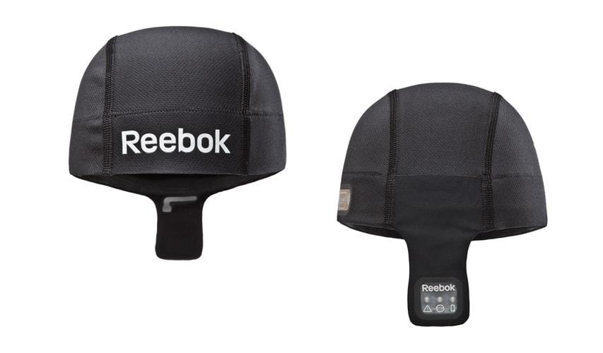 Электронный контроллер ударов по голове Reebok Checklight