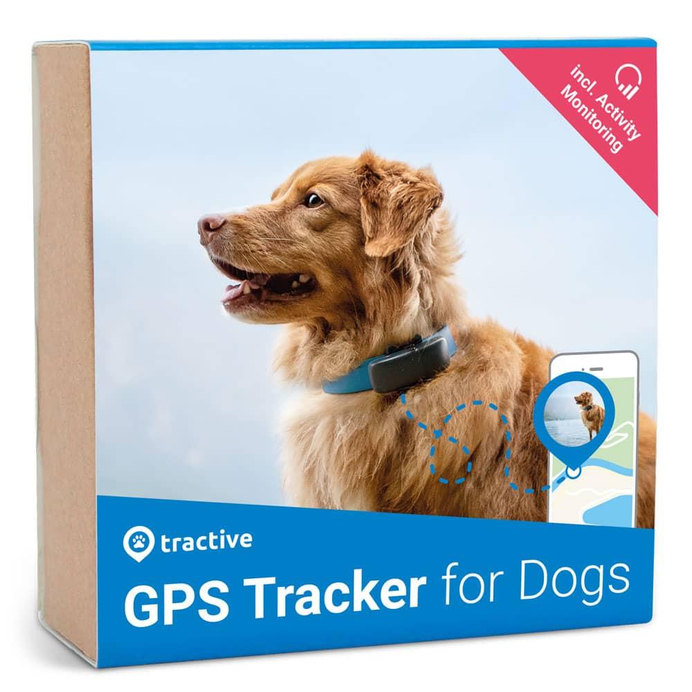 Tractive GPS DOG - GPS-трекер для собак (уценка, вскрытая коробка)