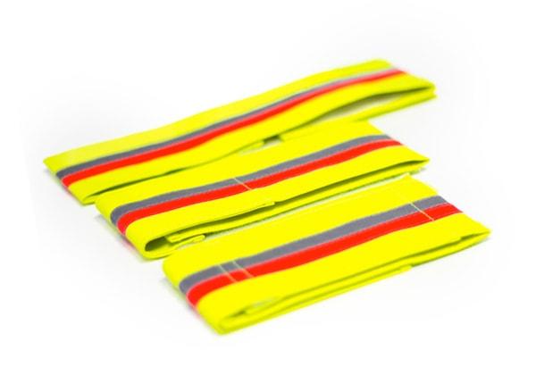 Ошейник для собак Tractive Reflective Collar Band с карманом для GPS-трекера