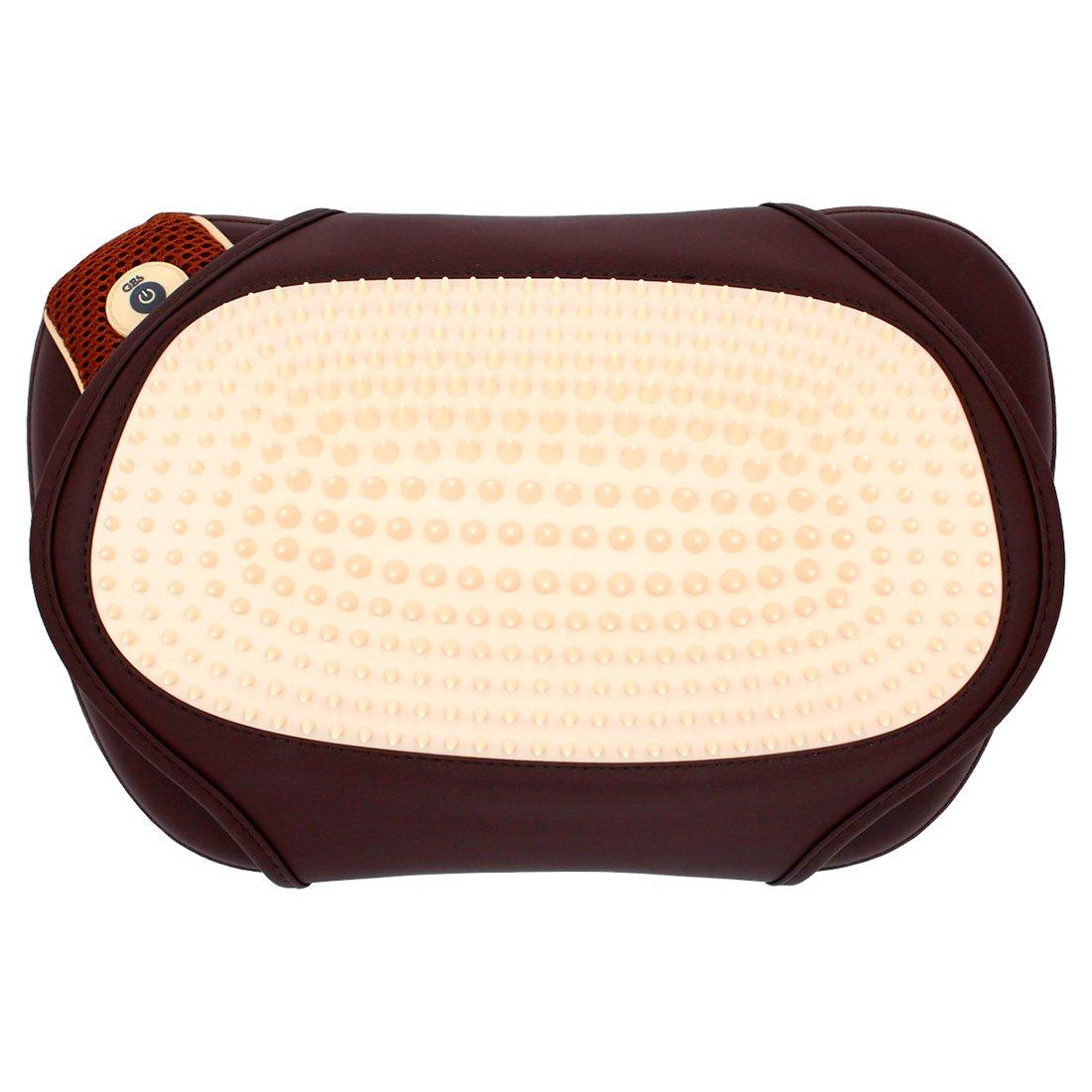 Gess uTenon массажная подушка для шеи с акупунктурной накидкой