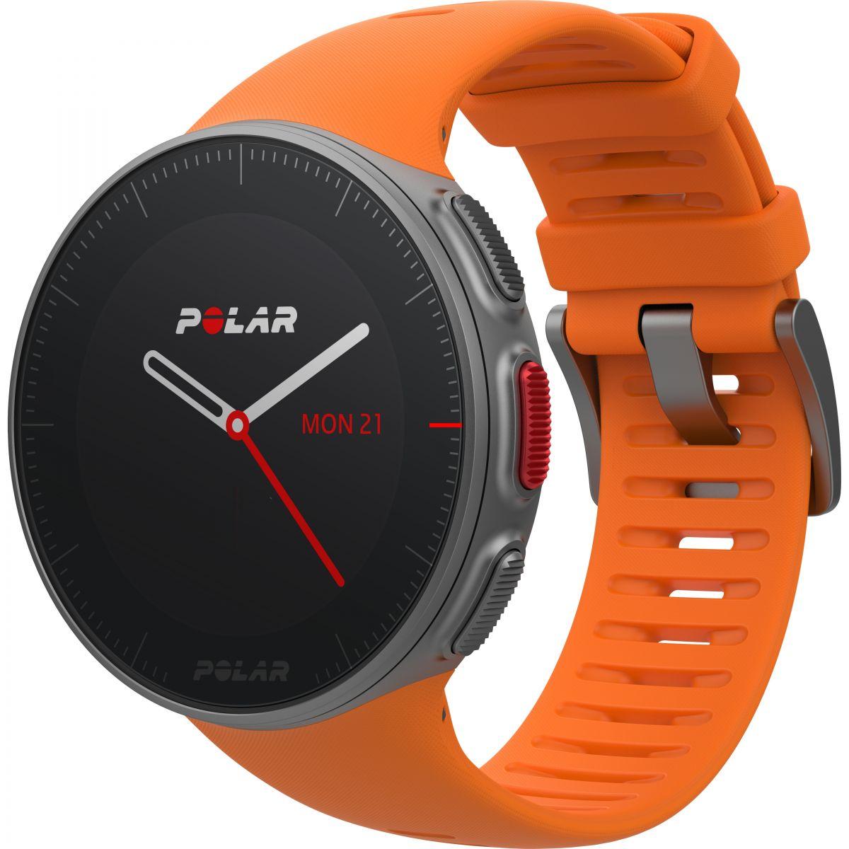 Мультиспортивные часы Polar Vantage V orange