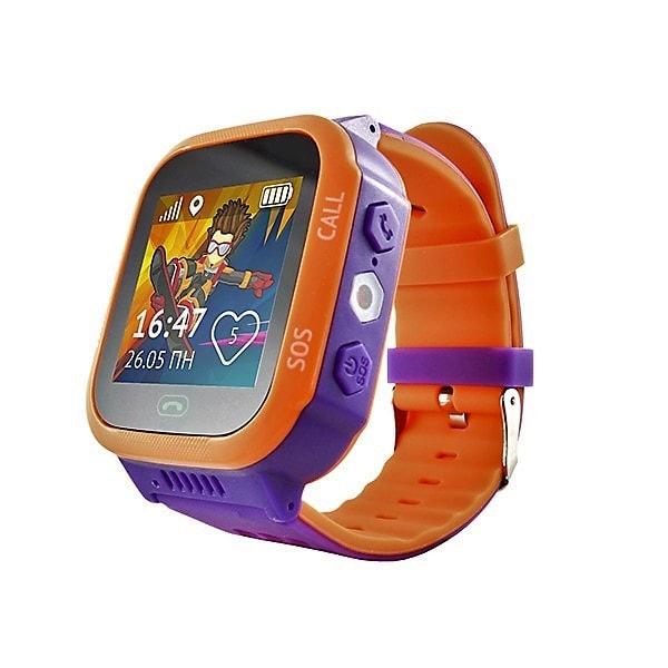 Кнопка жизни Aimoto Start - часы-телефон с GPS (Orange)