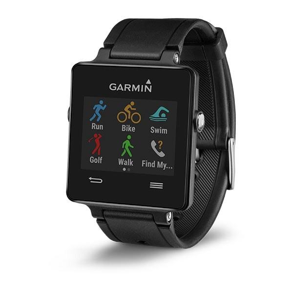 Garmin Vívoactive - смарт-часы для активного образа жизни