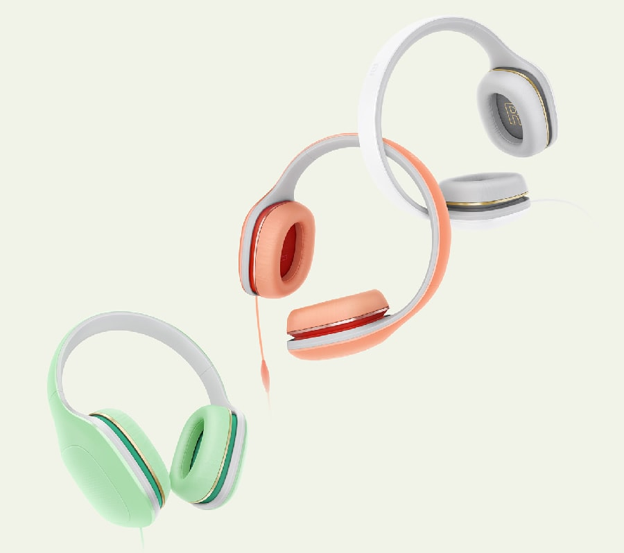 Xiaomi (Mi) Simple Edition Button Control Headphones (TDSER02JY)