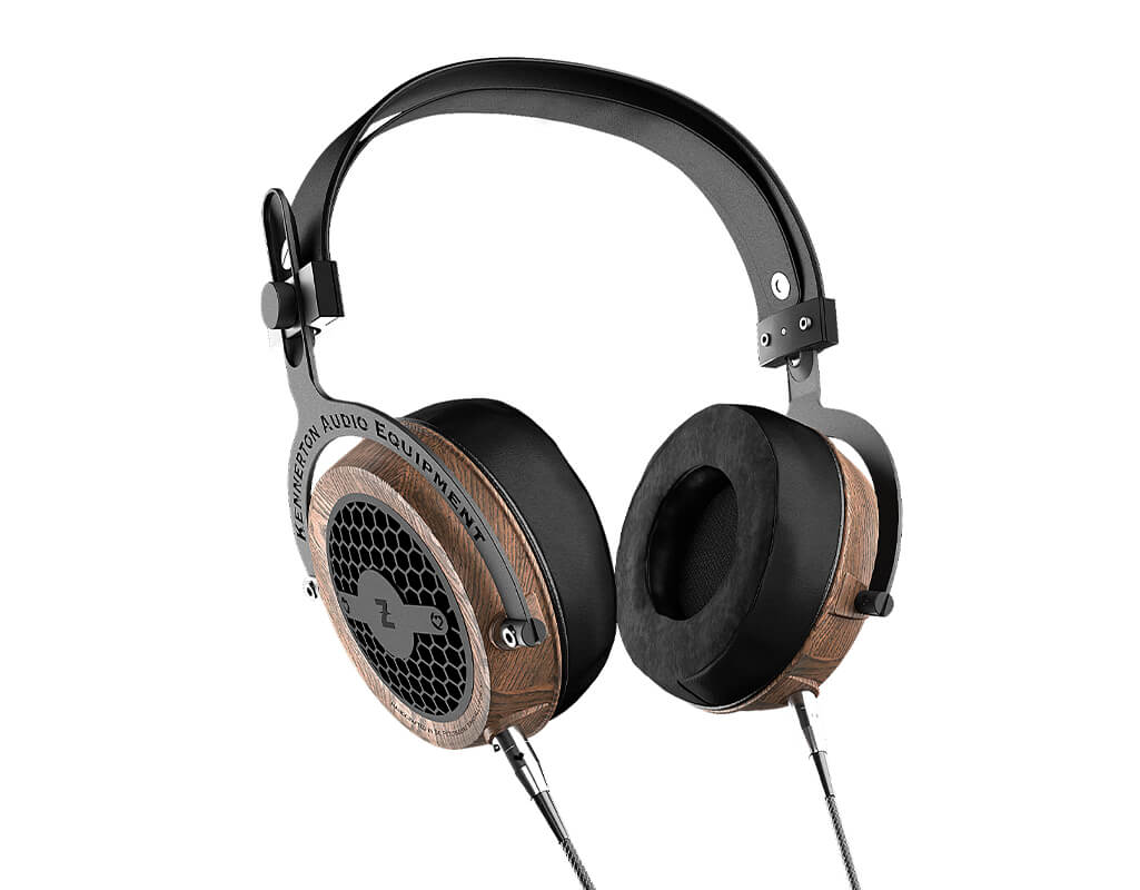 Полноразмерные наушники MusicDealer XXL Limited Edition, серый