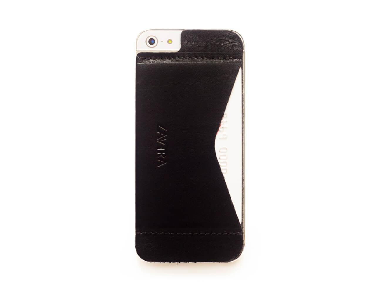 Кошелек-накладка ZAVTRA на iPhone 5/5S и SE