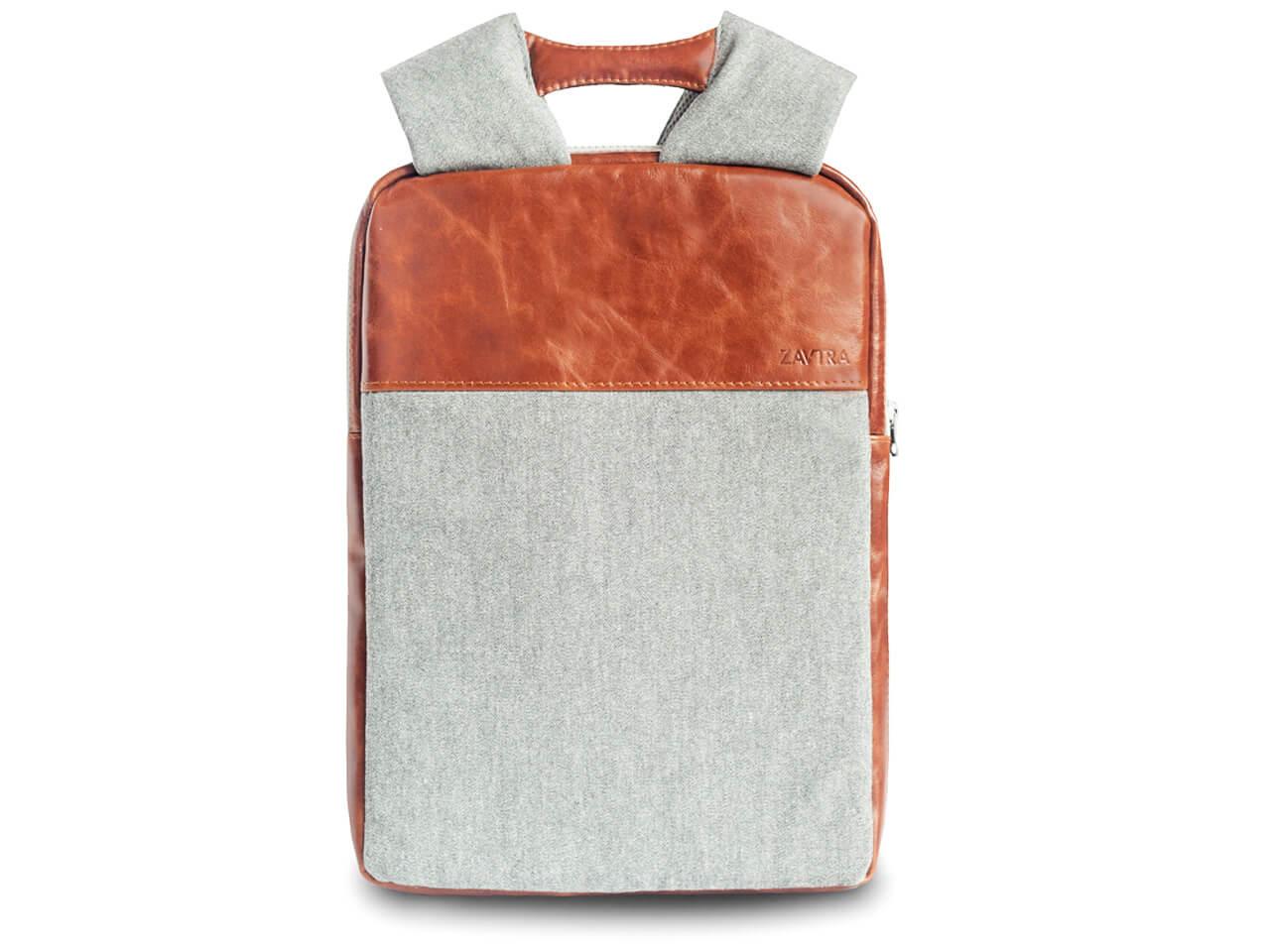 Минималистичный рюкзак ZAVTRA для Macbook (до 13 дюймов)