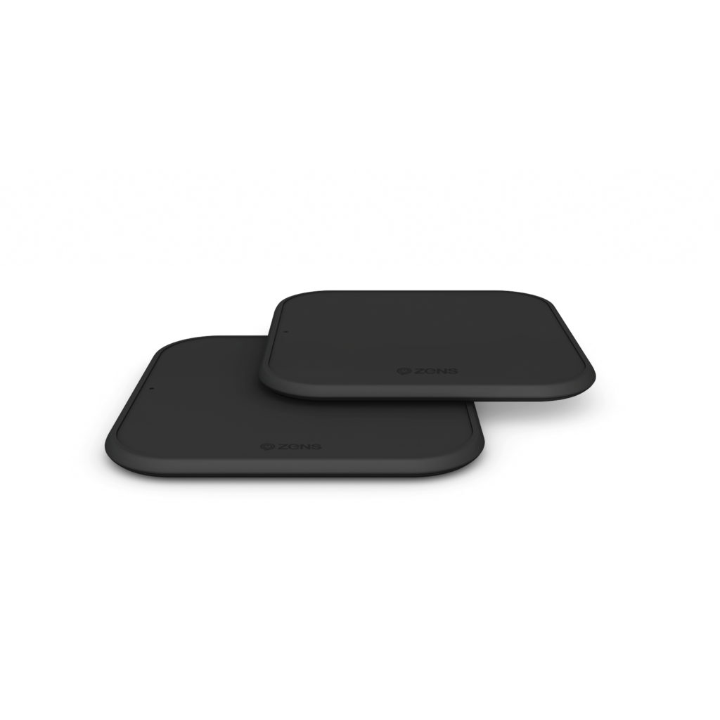Беспроводное зарядное устройство ZENS Single Wireless Charger – DUO Pack