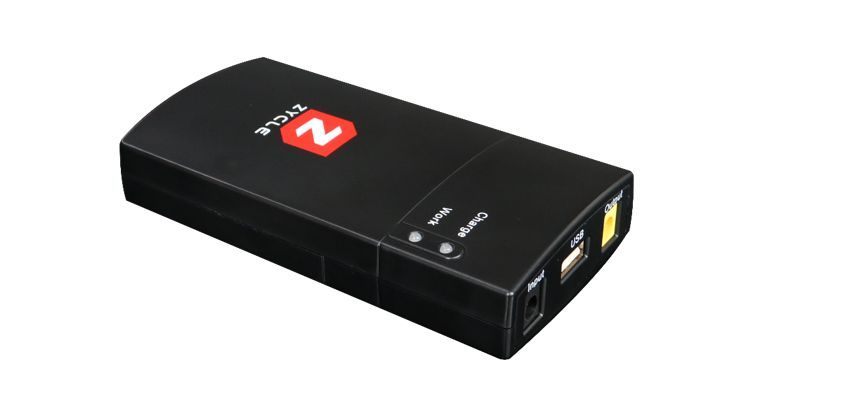 Портативный аккумулятор Zycle ZPower
