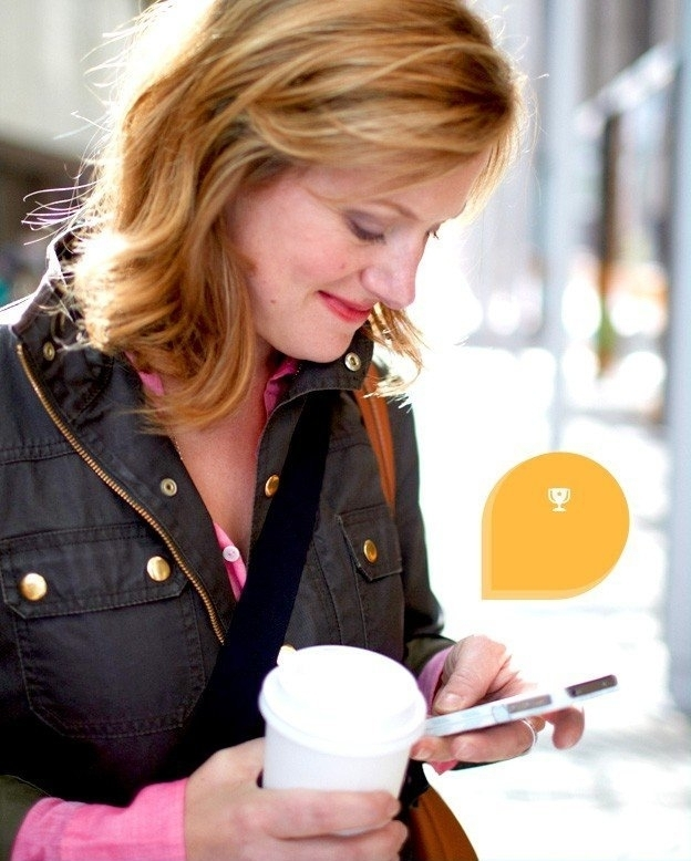 Беспроводной трекер активности  Fitbit Zip