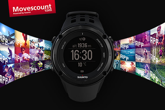 Спортивные часы Suunto Ambit2 Sapphire