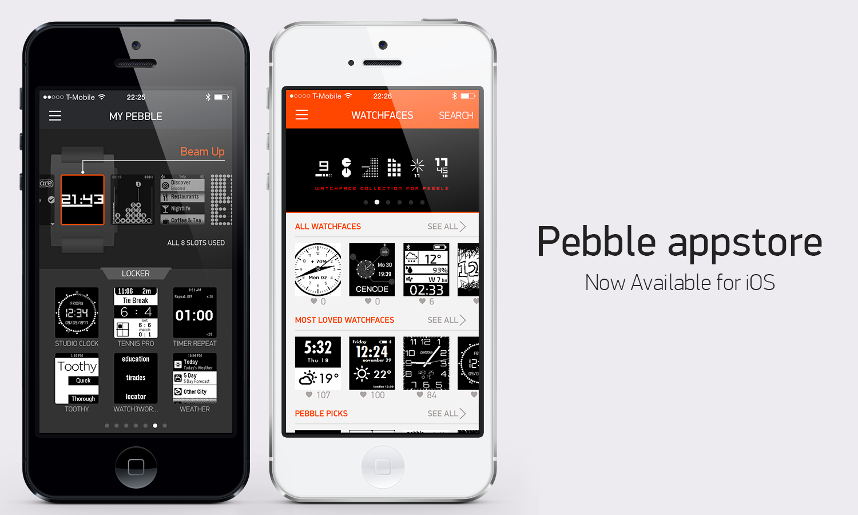 Смарт-часы Pebble Steel