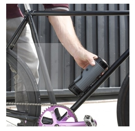 Крепление на велосипед