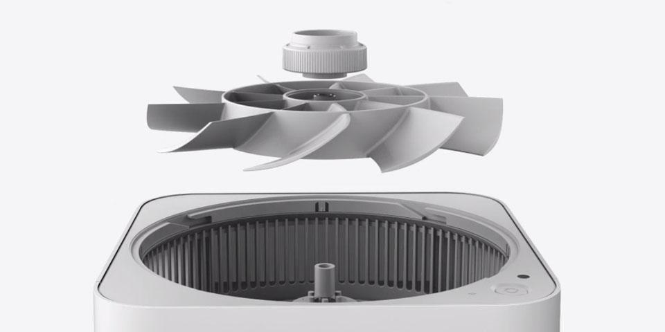 Xiaomi Mi Air Purifier Pro двигатель