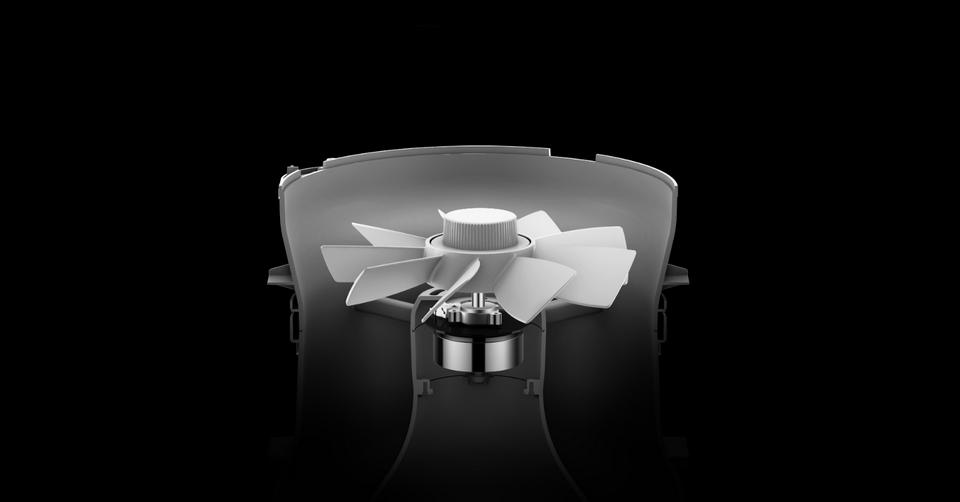 Xiaomi Mi Air Purifier Pro вентилятор
