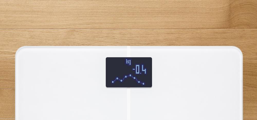 Умные весы Nokia Body +