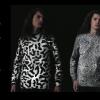 Дизайнер Nikolas Bentel представил одежду, которая меняет цвет в зависимости от уровня загрязненности воздуха