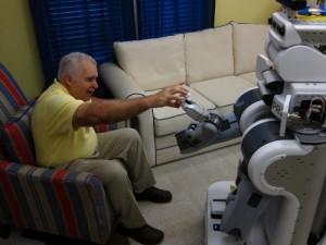 Роботы ухаживают за пациентами
