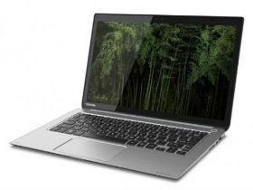 Ноутбук Toshiba Kirabook с дисплеем уровня Retina