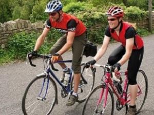 Велотренировки помогут избавится от нежелательного жира на животе