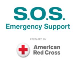 S.O.S. - приложение Красного Креста для Android