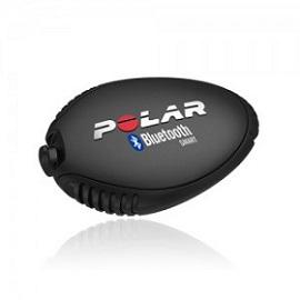 Новое устройство Polar с технологией Bluetooth Smart измеряет длину шага, скорость, расстояние и частоту шагов при беге.