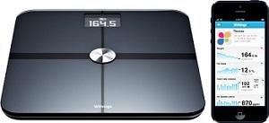 """Одной из недавних оригинальных разработок компании Withings стали весы Smart Body Analyzer- """"умный"""" анализатор тела."""