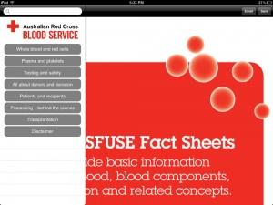Приложение FactSheets для iPhone и iPad