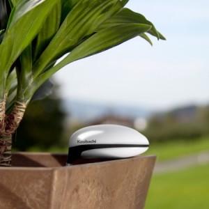 Уникальная система по уходу за растениями от Koubachi
