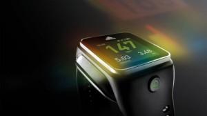 Adidas представляет смарт-часы miCoach Smart Run для бегунов