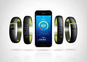 Новый браслет-трекер активности Nike+FuelBand SE