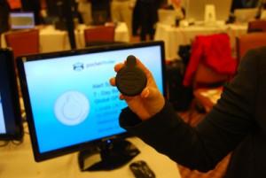 PocketFinder сигнализирует о местонахождении