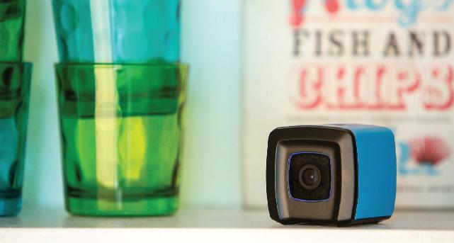Персональная видеокамера Quebee